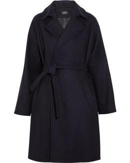 Bakerstreet Wool-blend Coat