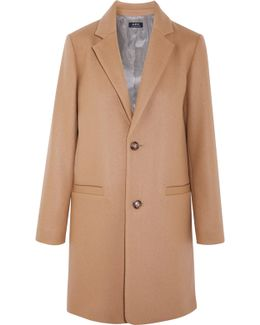 Carver Wool-blend Coat