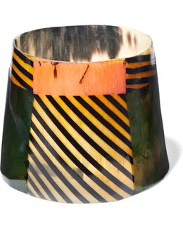 Printed Horn Cuff