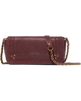Bob Mini Textured-leather Shoulder Bag