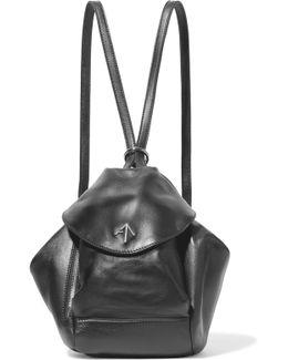 Fernweh Mini Leather Backpack