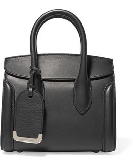 Heroine Small Leather Tote