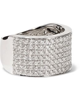 Marlow 18-karat White Gold Diamond Ring
