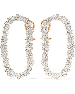 Mia 18-karat Gold Diamond Earrings