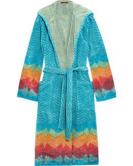 Tamara Cotton-terry Robe