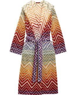 Tolomeo Cotton-terry Robe