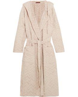 Rex Cotton-terry Robe