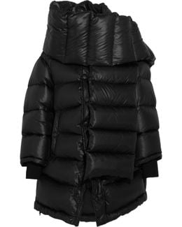Outerspace Oversized Quilted Shell Jacket