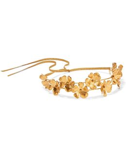 Gold-plated Headband