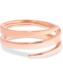 18-karat Rose Gold Pinky Ring