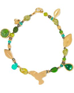 Gold Vermeil Multi-stone Bracelet