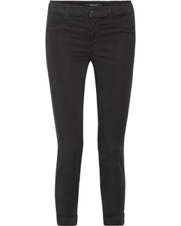Anja Twill Skinny Pants