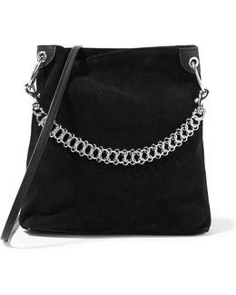 Candybag Suede Shoulder Bag