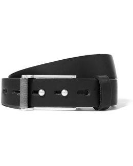 Wren Leather Waist Belt