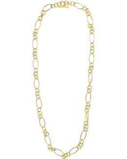 Glamazon 18-karat Gold Necklace