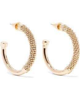 Orissa Gold-plated Hoop Earrings