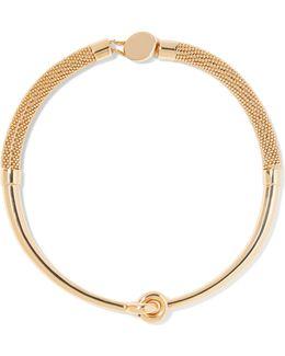 Orissa Torque Gold-plated Choker