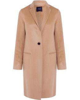 Essential New Divide Wool Coat