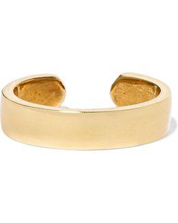 18-karat Gold Ear Cuff