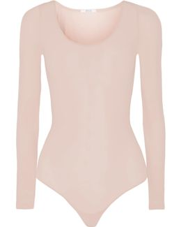 Buenos Aires Stretch-jersey Bodysuit