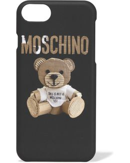 Printed Silicone Iphone 7 Case