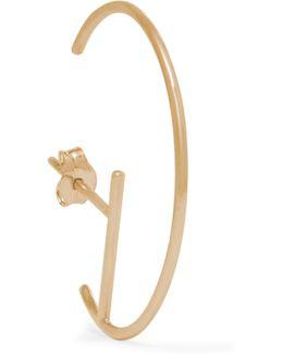 Radius 18-karat Gold Earring