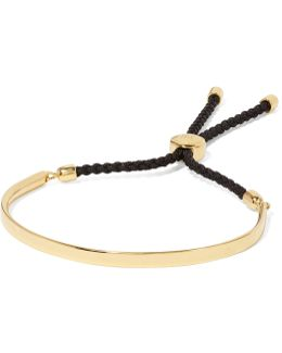 Fiji Gold Vermeil And Woven Bracelet