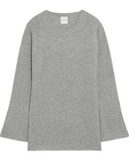 Beryl Ribbed Cashmere Sweater