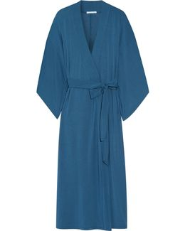 Collette Stretch-modal Jersey Robe