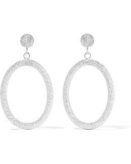 Gypsy 18-karat White Gold Earrings