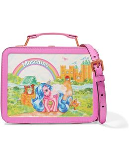 My Little Pony Lunchbox Printed Leather Shoulder Bag