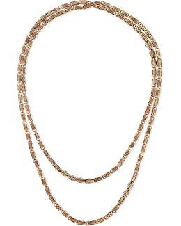 1890s 14-karat Gold Necklace