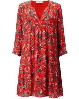 Red Eve Dress