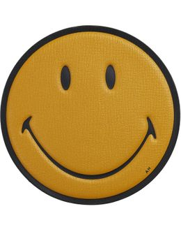 Large Smiley Sticker