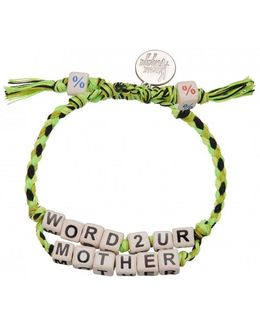 Exclusive | Word To Your Mother Bracelet
