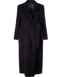 Light Double Cashmere Kido Coat