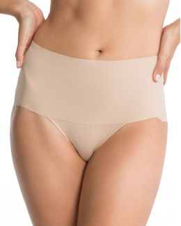 Undie-tectable Smooth Lace Nude Knickers