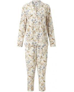 Poppy Snoozing Long Pyjama Set