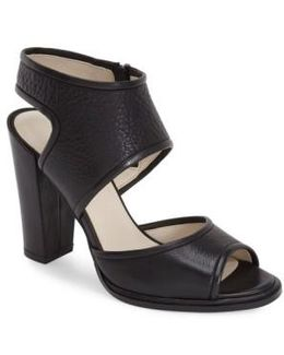 Stacy Leather Sandals