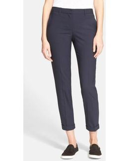 Testra 2b Stretch Wool Pants