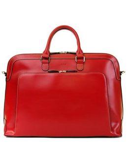 'audrey Brera' Leather Briefcase