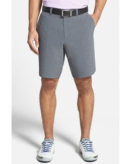 'bainbridge' Drytec Flat Front Shorts