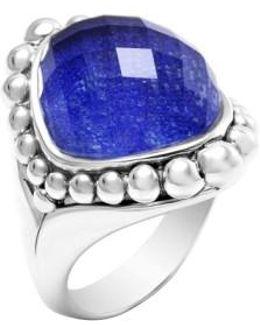 Maya Stone Ring