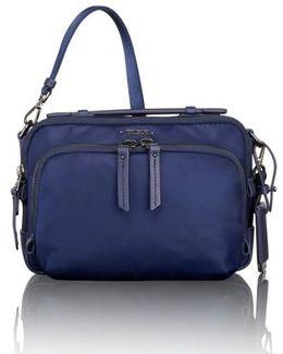 'luanda' Crossbody Flight Bag
