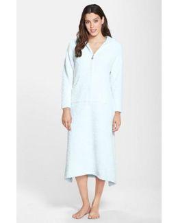 Barefoot Dreams Cozychic Hooded Zip Robe