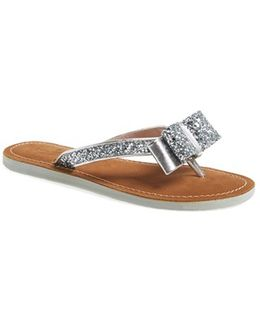 'icarda' Glitter Flip Flop