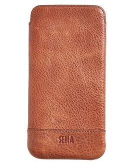 Heritage - Ultra Slim Leather Iphone 6 Plus/6s Plus Pouch