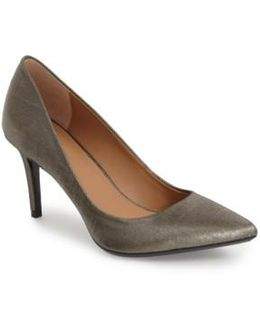 Gayle Leather Pumps