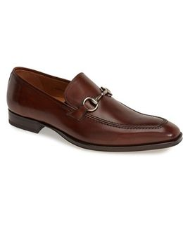 'tours' Leather Bit Loafer