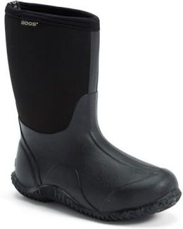 'classic' Mid High Waterproof Snow Boot